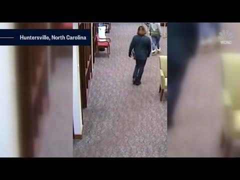 """VIDEO: FBI seeks """"Bad Wig Bandit"""""""