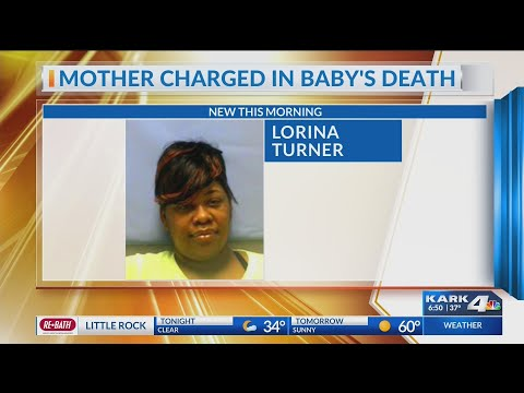 VIDEO: Mother charged after child dies on air mattress in Blytheville