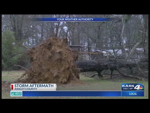 VIDEO: Severe Weather Damage