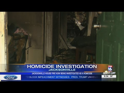 Watch: Deadly Jacksonville apartment fire now ruled homicide, police investigating