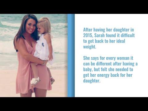 Watch: Digital Original: AR mom turned bodybuilder helps encourage others to live healthier lifestyles