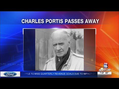 Watch: Arkansan novelist Charles Portis, author of 'True Grit' dies at 86