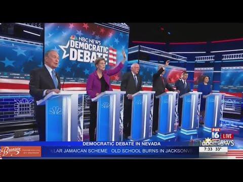 Watch: Debate night brawl: Bloomberg, Sanders attacked by rivals