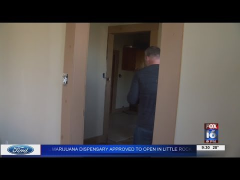 Watch: FOX 16 Crew stays overnight in Fee House for paranormal experience