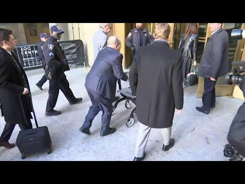 Watch: Jury says it has reached verdict in Harvey Weinstein's trial