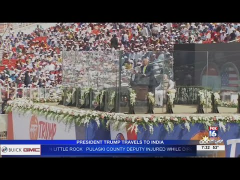 Watch: Trump's India visit prioritizes pageantry over policy