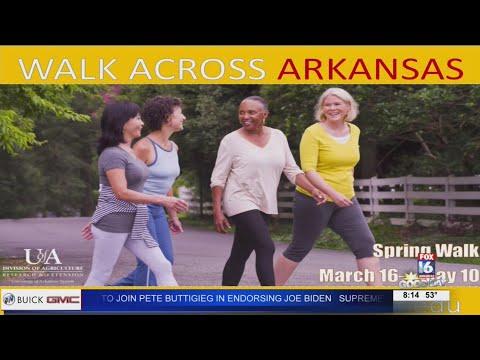 Watch: Walk Across Arkansas