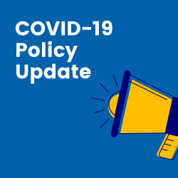 COVID-19 Weekly Policy Update, Vol. 10
