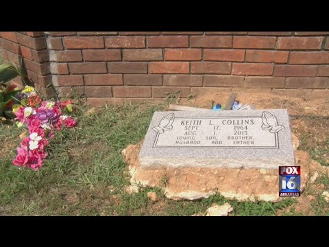 Watch: Arkansas family says another casket was buried on top of loved one at a Malvern cemetery