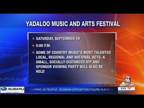 Watch: Yadaloo Festival
