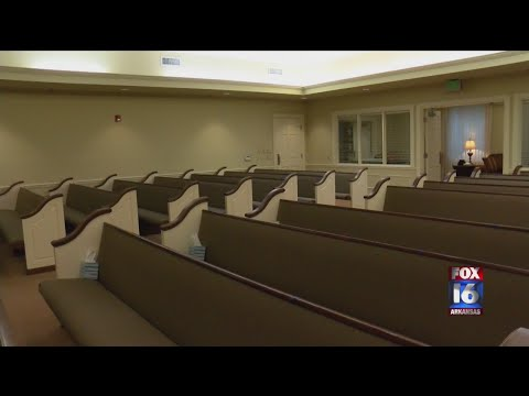 Watch: Little Rock Funeral Home Adapts to COVID