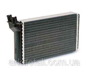 Радиатор отопителя на ВАЗ 2110 (алюминиевый)