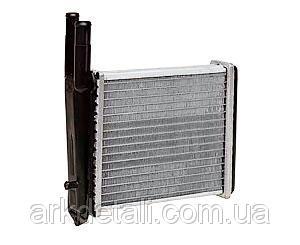 Радиатор отопителя на ВАЗ 2111 COMFORT (алюм-паяный)