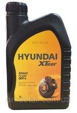 Тормозная жидкость Dot-4 Xteer HYUNDAI Brake fluid