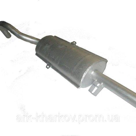 Глушитель на ВАЗ 2101
