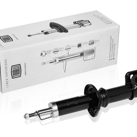 Амортизатор передний правый на ЗАЗ 1102 (стойка в сборе) газо-масло