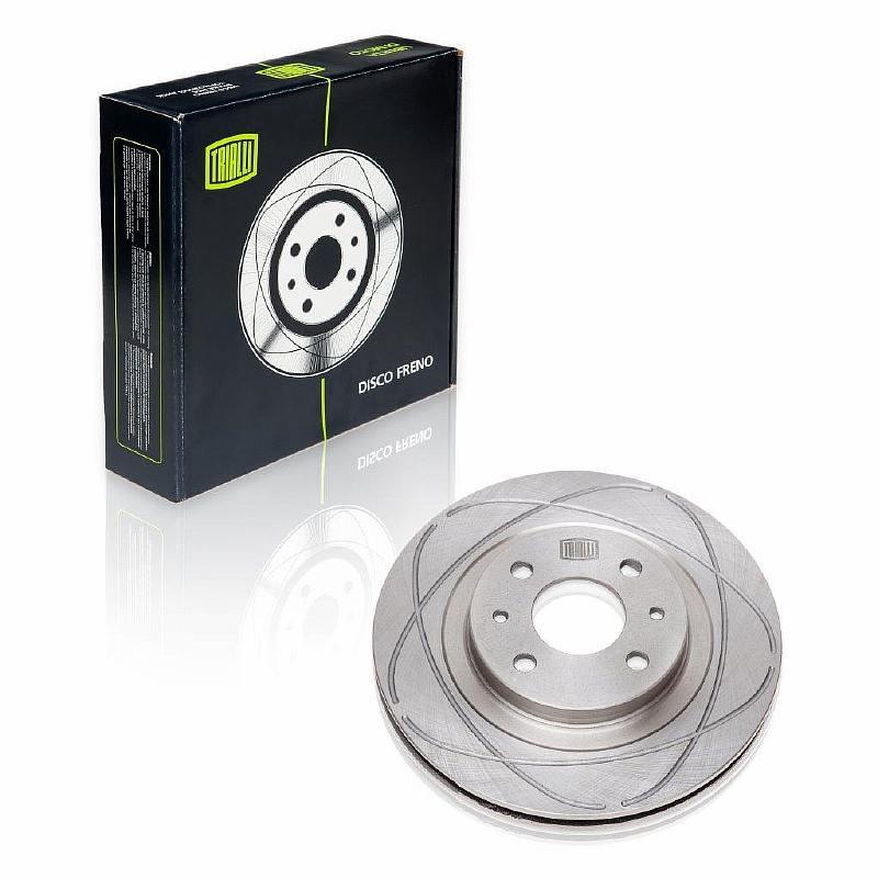 Тормозной диск на ВАЗ 2112 R-14 вентилируемый с тех. проточкой