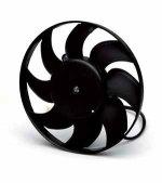 Вентилятор охлаждения радиатора двигателя на ВАЗ 2103 / СЕНС