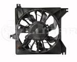 Вентилятор охлаждения радиатора на ВАЗ 2190 ГРАНТА