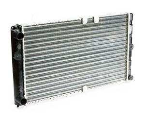 Радиатор охлаждения на ВАЗ 1118 алюминиевый
