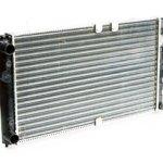 Радиатор охлаждения на ВАЗ 1118 (алюм)