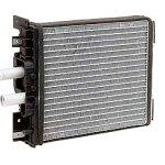Радиатор отопителя на ВАЗ 1118/2170 с конд PANASONIC (алюм-паяный)