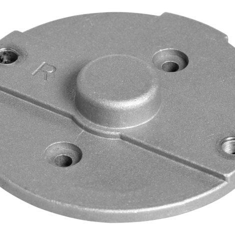 Крышка стартера на ВАЗ 2101-2121 задняя
