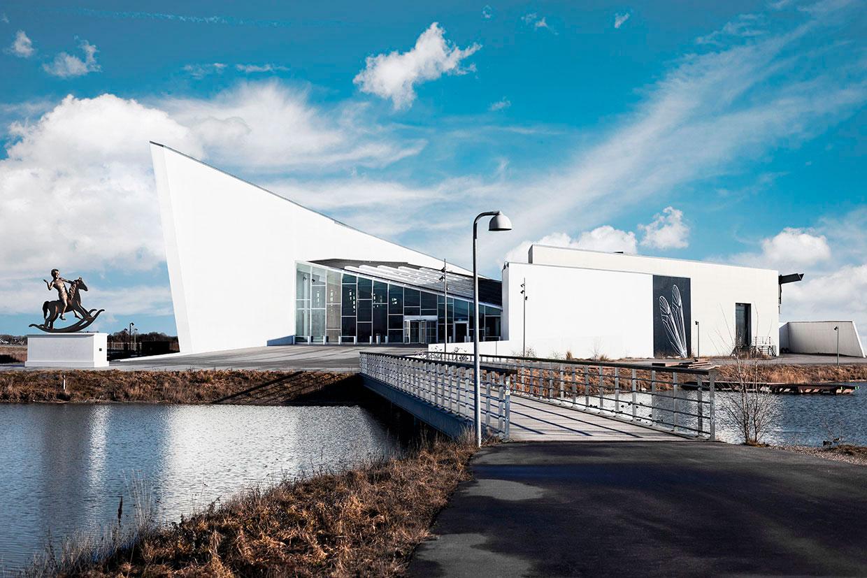 ARKEN Museum for Moderne Kunst. Foto: Emma Thunbo