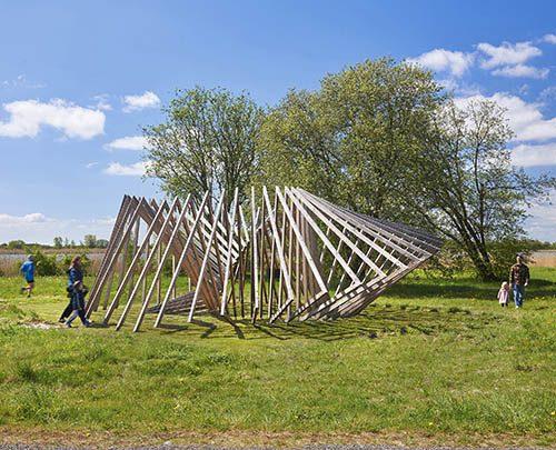 ARKENs skulpturpark