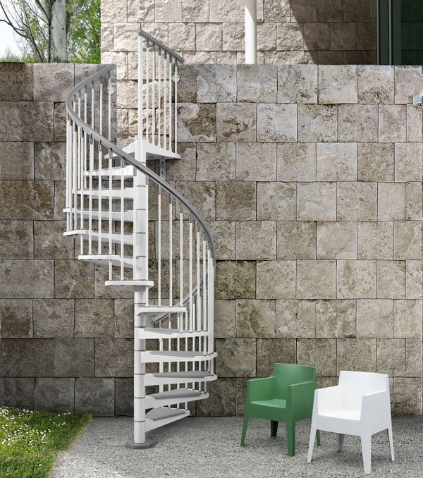 Spiral Stairs On Pinterest Spiral Staircases Spirals | Outdoor Spiral Staircase Cost