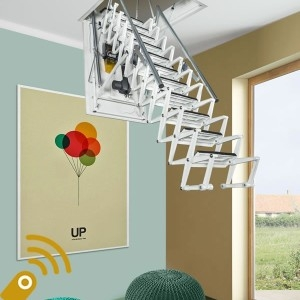 Fontanot Arke Diy Staircase Kits Online | Spiral Staircase Into Loft | Attic Stairs | Ladder | Bedroom | Space Saver | Staircase Ideas