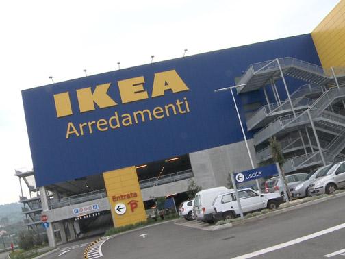 Ikea Store A Chieti Arketipo