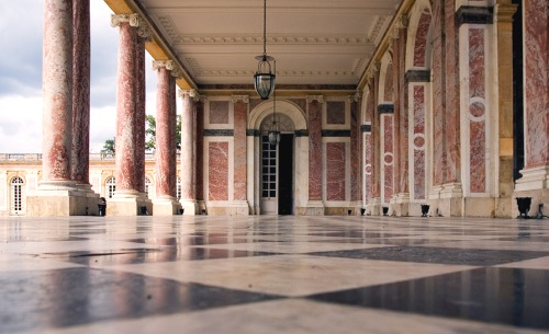 El Grand Trianon, edificio adyacente al Palacio de Versalles