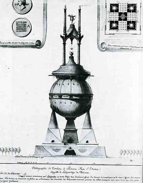 Jean-Jacque Lequeu-dibujo1
