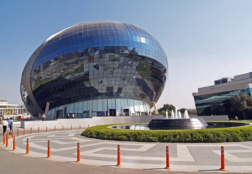 edificio Infosys india