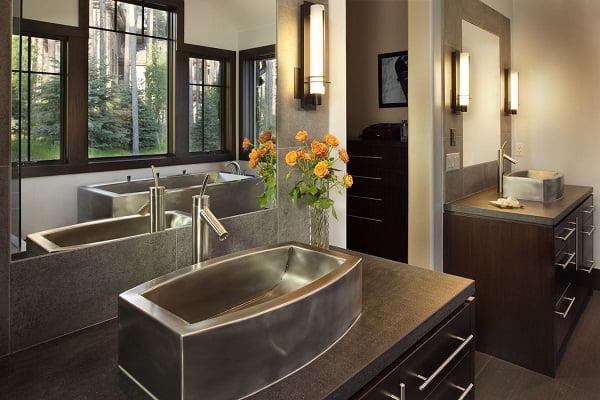 lavabo-acero inoxi