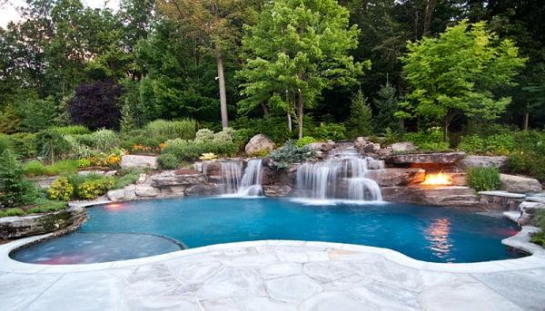 piscinas de mansiones de lujo1