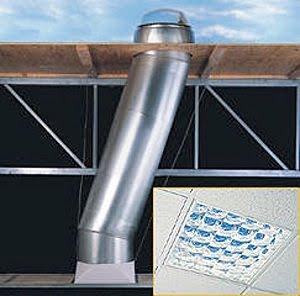 Tragaluz tubular o tubo solar Arkipluscom