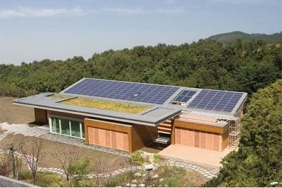 energia solar casa