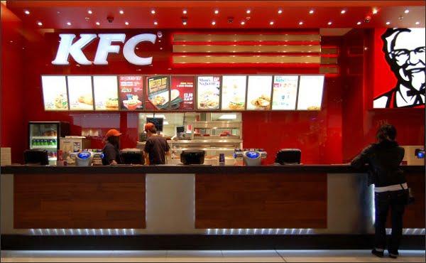 kfc-colores calidos