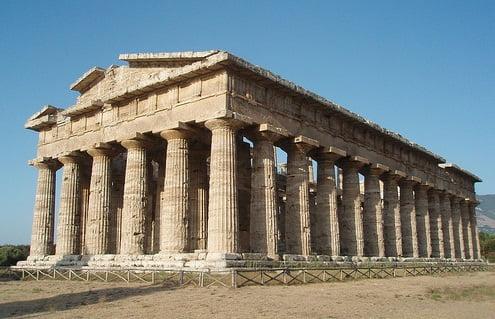 templo de neptuno