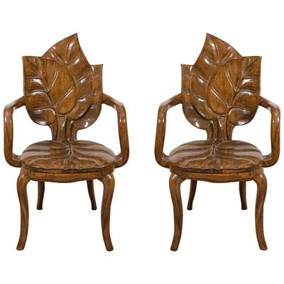 Características del mobiliario Art Nouveau - Arkiplus.com