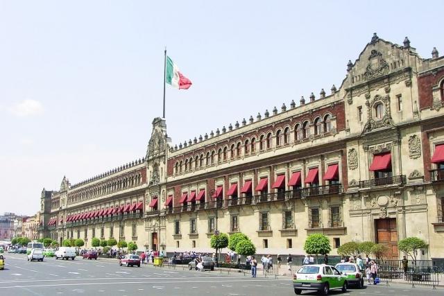 Palacio Presidencial de México