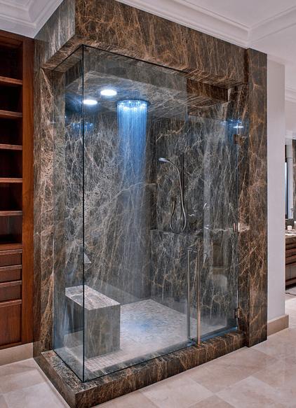 Dise os de duchas modernas arkiplus for Duchas modernas