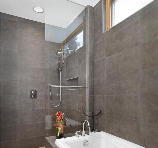 Dise os de duchas modernas for Placa duchas modernas
