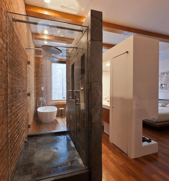 Dise os de duchas modernas for Duchas modernas