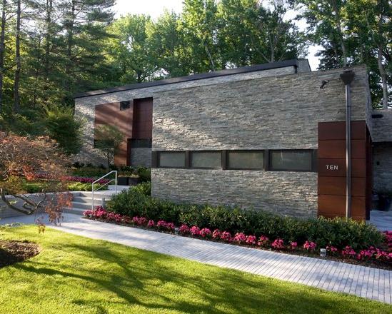Fachadas de casas modernas arkiplus for Buscar casas modernas
