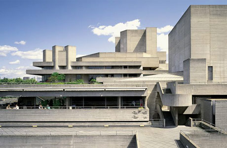 El National Theatre de Londres.