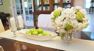 decoracion-con-manzanas