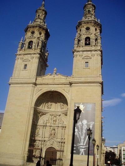 Catedral de Logroño (1452)